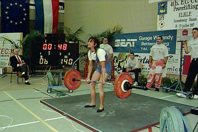 Powerlifting Images